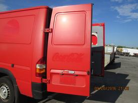 DODGE SPRINTER 2500 Door Assembly, Rear or Back