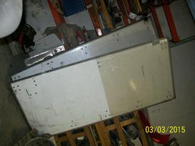 HYUNDAI VAN TRAILER Door Assembly, Rear or Back