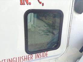 KENWORTH T660 Door Glass, Front