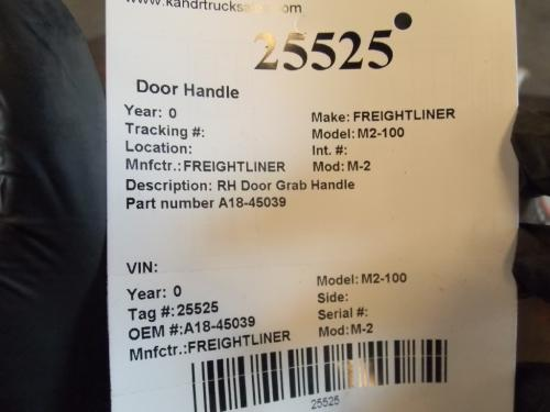 FREIGHTLINER M2-100 Door Handle