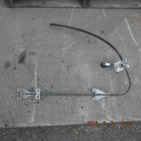 KENWORTH T400 Door Window Regulator, Front