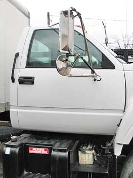 GMC TOP KICK Door Assembly, Front