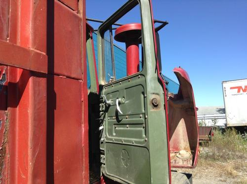MACK DM400 Door Assembly, Front
