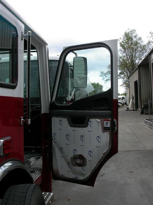 AMERICAN LAFRANCE Fire Truck Door Assembly, Front