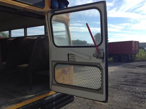 BLUE BIRD TRUCK Door Assembly, Rear or Back