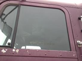 FREIGHTLINER FLD120 Door Glass, Front