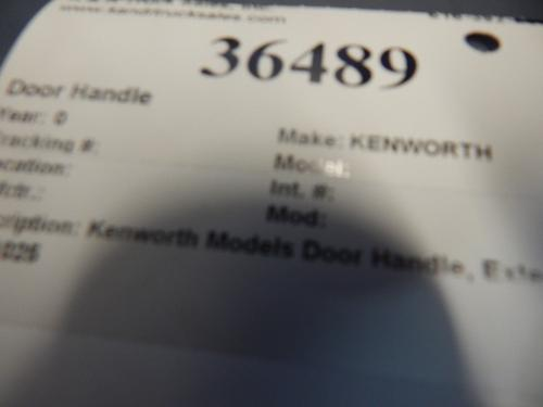 KENWORTH  Door Handle