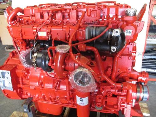 CUMMINS ISXG12 EPA 13 NATURAL GAS Engine Assembly