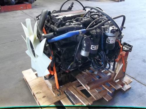 CUMMINS QSB 6.7 (REAR GEAR) Engine Assembly