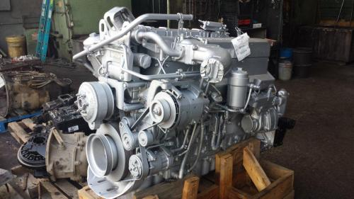 MERCEDES OM460-LA-MBE4000 EPA 04 Engine Assembly