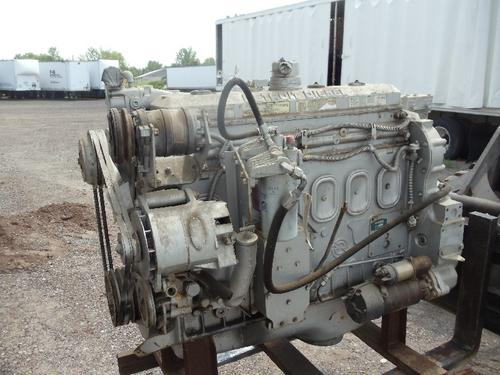 Detroit 6-71T Engine Assembly