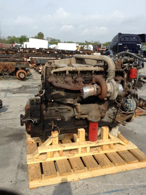 CUMMINS BC2 Engine Assembly