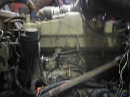 CUMMINS BC3 Engine Assembly