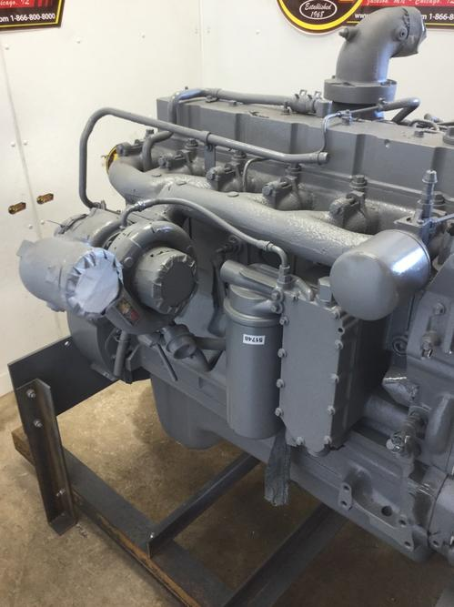 CUMMINS 6CT8.3 Engine Assembly