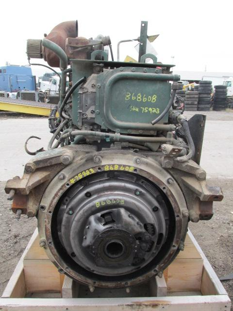 VOLVO VED7 Engine Assembly