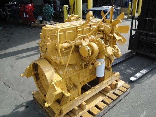 CAT 3126B 250HP AND ABOVE NON EGR Engine Assembly