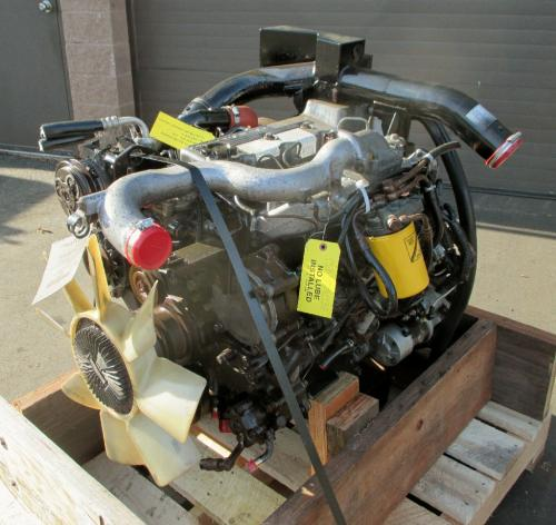 Nissan FD46TA-U2 Engine Assembly