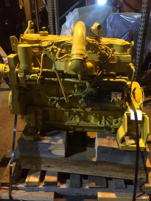 CATERPILLAR 3126E Engine Assembly