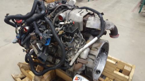 GM 6.6 DURAMAX LB7 Engine Assembly