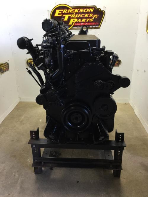 CUMMINS ISM Engine Assembly