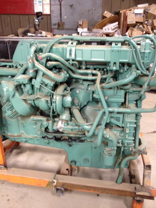 VOLVO VED12 Engine Assembly