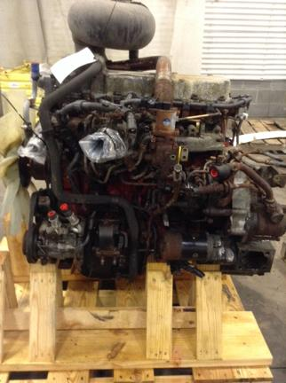 HINO 165 Engine Assembly