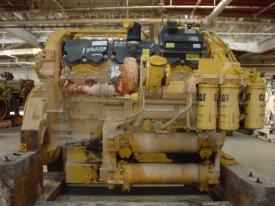 CATERPILLAR C-32 Engine Assembly