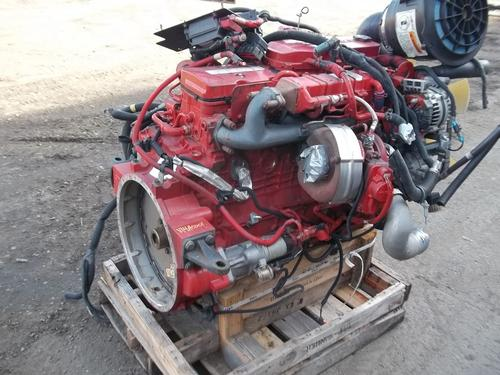 CUMMINS ISB-CR-6.7 EPA 07 (REAR GEAR) Engine Assembly