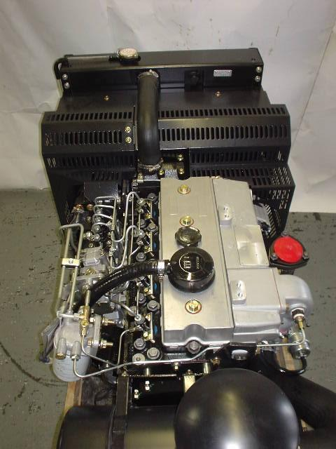 PERKINS 1004-4TZ Engine Assembly