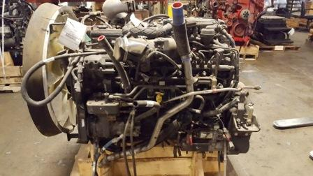 PACCAR PX-9 (ISL 8.9) Engine Assembly