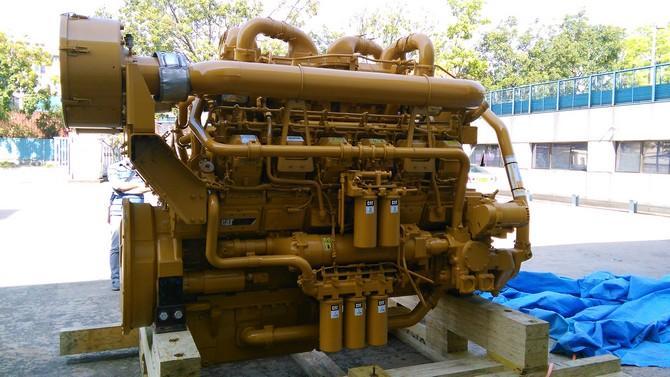 CATERPILLAR 3412E Engine Assembly