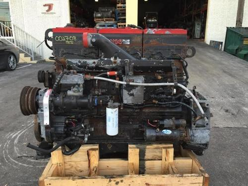 Cummins N14 Celect Engine Assembly 548 In Hialeah Fl