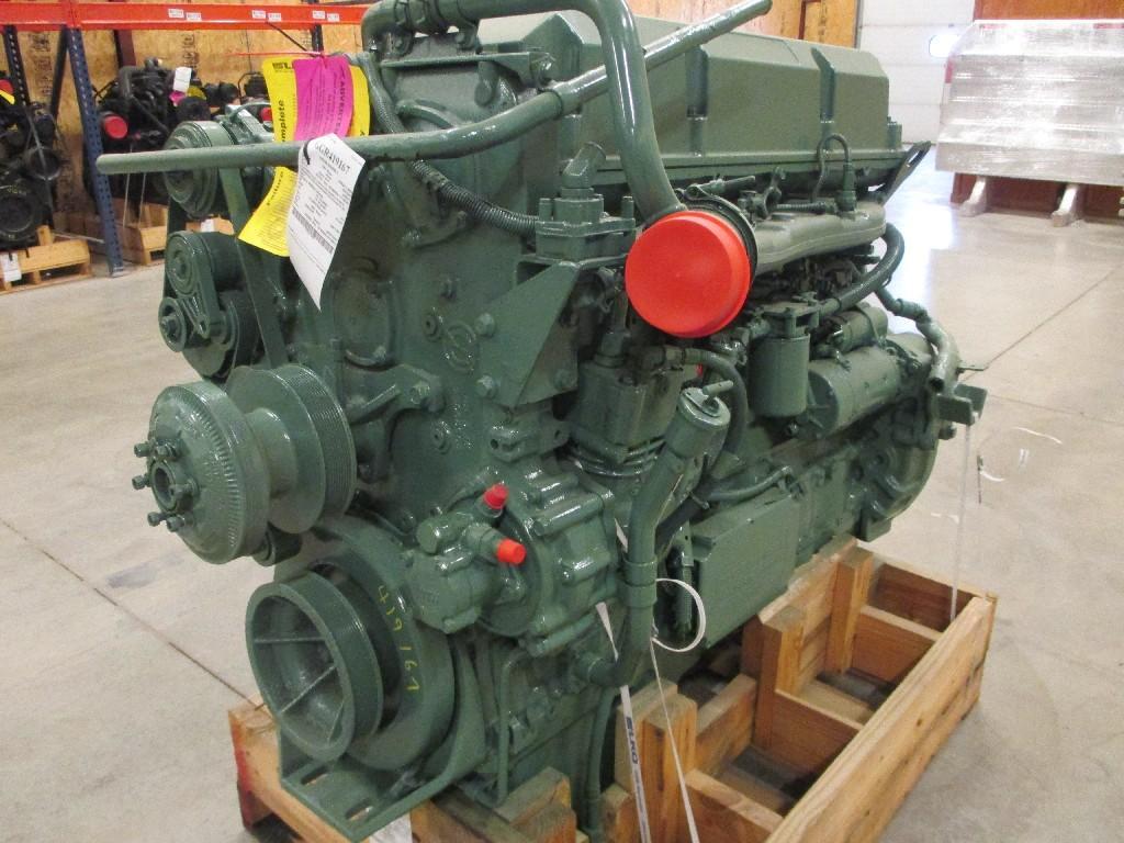 Detroit 60 Series >> Detroit 60 Series 12 7 Ddc4 Egr Engine Assembly 1226062 In Watseka