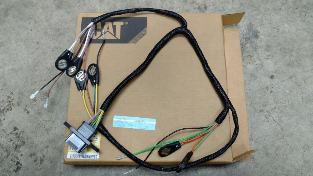 cat c15 engine wiring harness #24611534 in winamac, in | heavytruckparts net