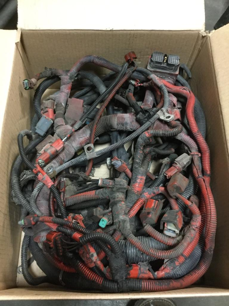Cummins Isx Engine Wiring Harness
