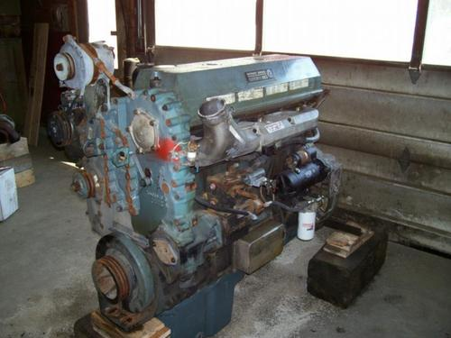 DETROIT Series 60 11.1 DDEC II Engine Assembly