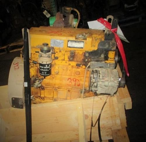 JOHN DEERE PE5030T Engine Assembly