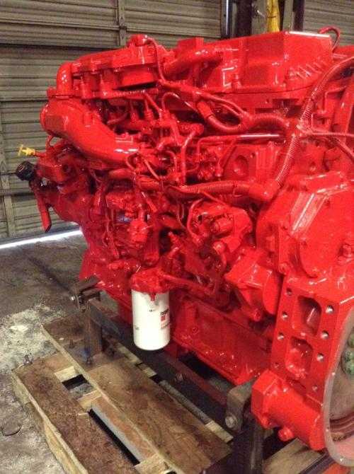 CUMMINS ISX12 EPA 13 Engine Assembly