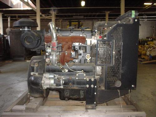 Perkins 1104c 44t Engine Assembly 6001 For Sale At