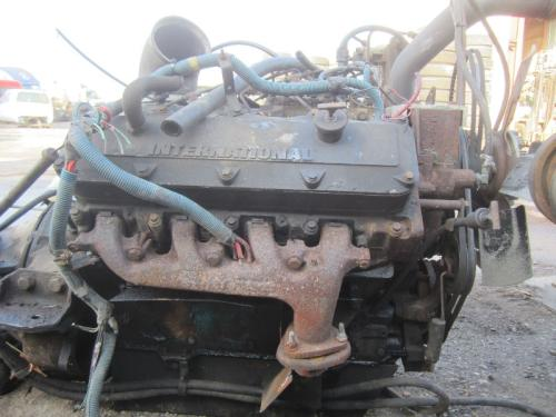 INTERNATIONAL 9.0 DIESEL Engine Assembly