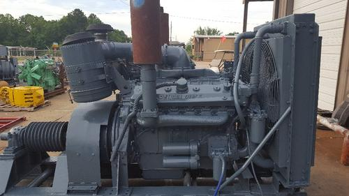 Detroit 12V71N Engine Assembly