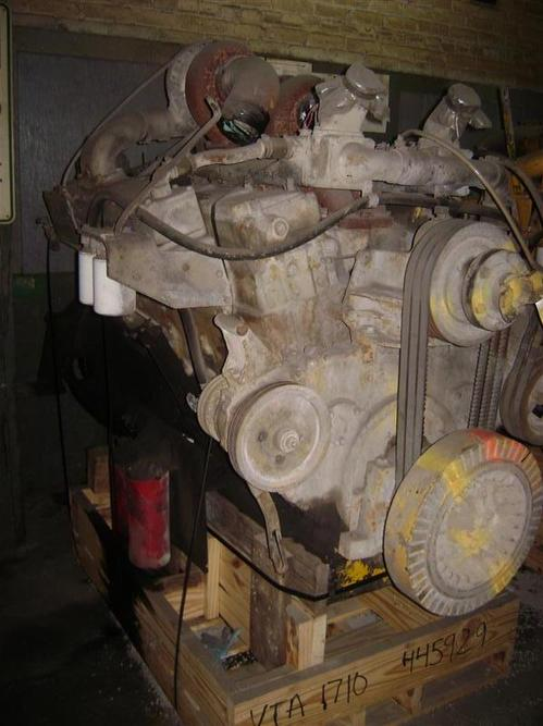 CUMMINS VTA1710 Engine Assembly