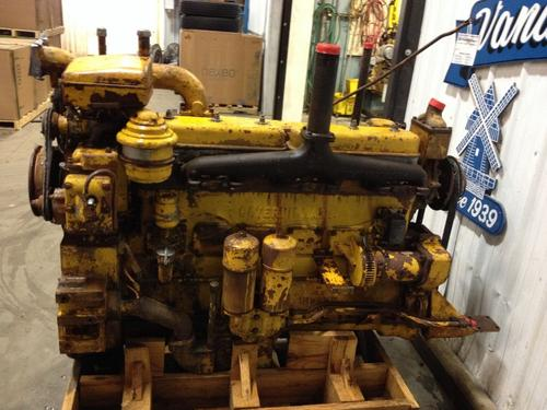CAT D313 Engine Assembly