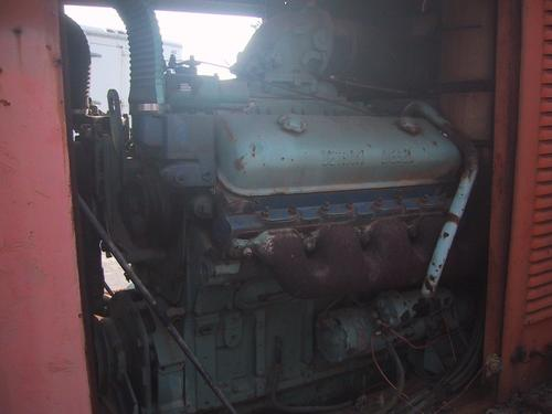 DETROIT 8V71N Engine Assembly