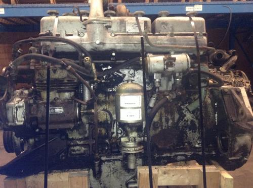 SCANIA DS8 Engine Assembly