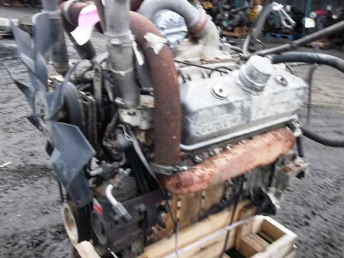 DETROIT 8V71T Engine Assembly