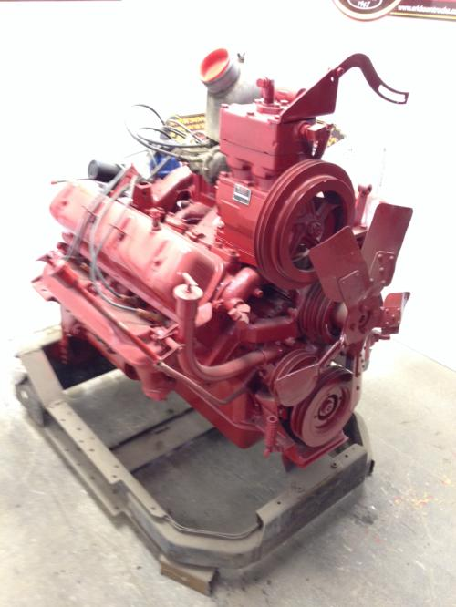 INTERNATIONAL 478 GAS Engine Assembly