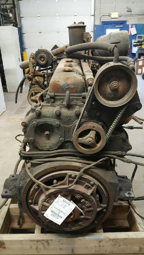 DETROIT 671 Engine Assembly