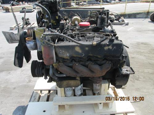 CAT 3208N Engine Assembly