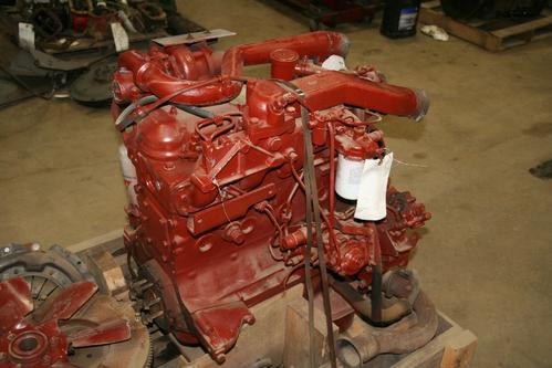 FIAT/IVECO 8040.45 Engine Assembly